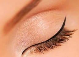 Micropigmentación de ojos o eye-liner