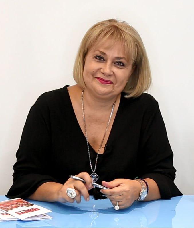 Mar Díaz : Técnico especialista y docente de micropigmentación