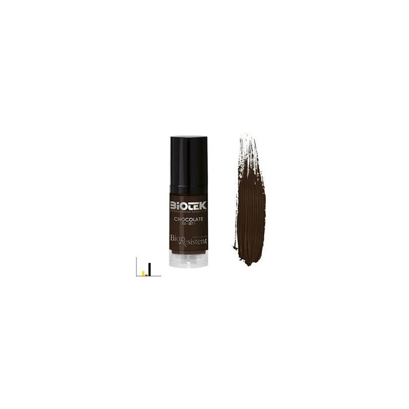 Biotek Airless Cejas -332 Chocolate