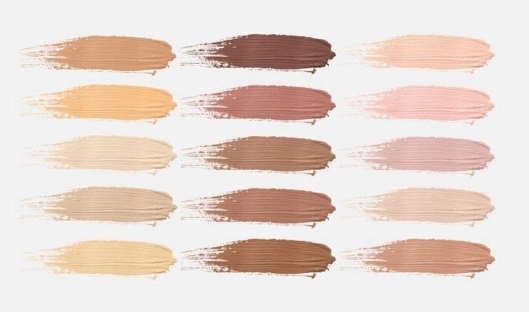 Pigmentos para cejas biotek